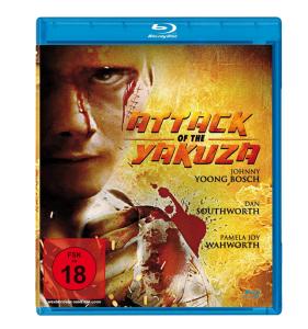Attack of the Yakuza [Blu-ray]