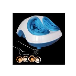Arcotec Fußreflexzonen Massagegerät Fuss fit Maxx, weiß-blau