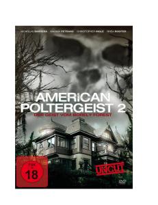 American Poltergeist 2 – Der Geist vom Borely Forest [DVD]