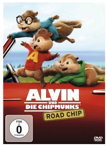 Alvin und die Chipmunks: Road Chip [DVD]